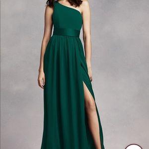 Vera Wang for David's Bridal Bridesmaid Dress